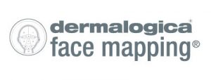 Dermalogica face mapping logo