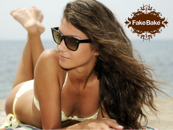 Tanning by Fake Bake, leicester